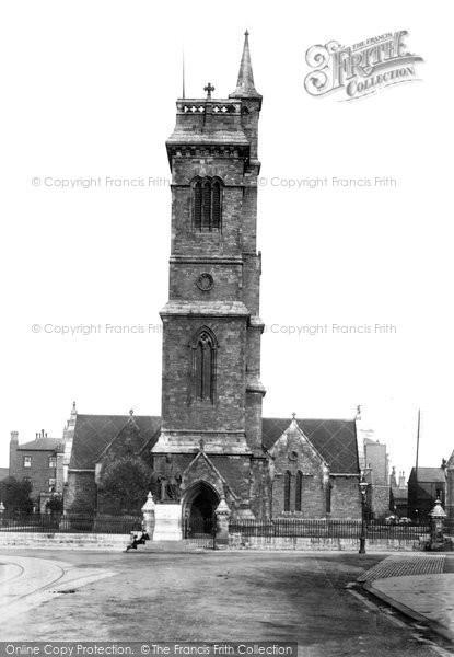 Photo of West Hartlepool, Christ Church 1899