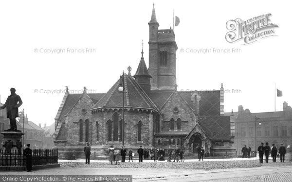 Photo of West Hartlepool, Christ Church 1901