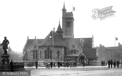 Christ Church 1901, West Hartlepool