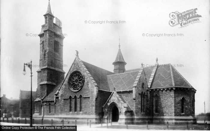 Photo of West Hartlepool, Christ Church 1901