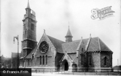 West Hartlepool, Christ Church 1901