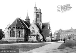 Christ Church 1903, West Hartlepool