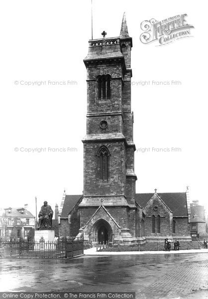 Photo of West Hartlepool, Christ Church 1913