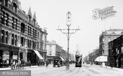 Church Street 1901, West Hartlepool
