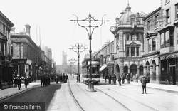Church Street 1914, West Hartlepool