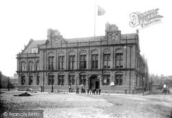 Municipal Buildings 1901, West Hartlepool