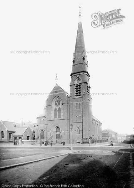 Photo of West Hartlepool, Presbyterian Church 1886