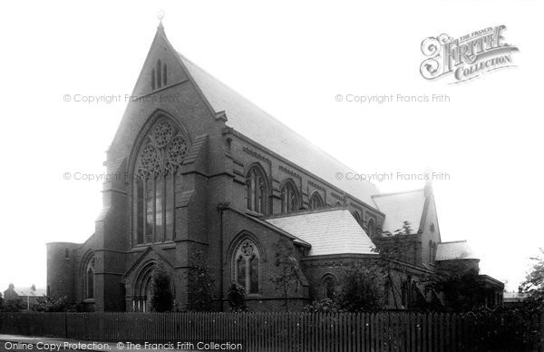 Photo of West Hartlepool, Roman Catholic Church 1899