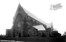 West Hartlepool, Roman Catholic Church 1899