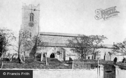 West Hartlepool, Stranton Church 1886