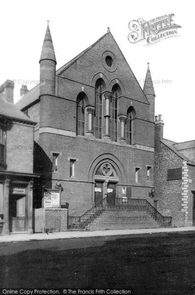 Photo of West Hartlepool, Stranton Methodist New Connexion 1886