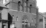 West Hartlepool, Stranton Methodist New Connexion 1886