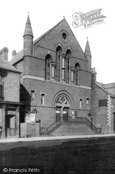West Hartlepool, Stranton Methodist New Connexion 1886