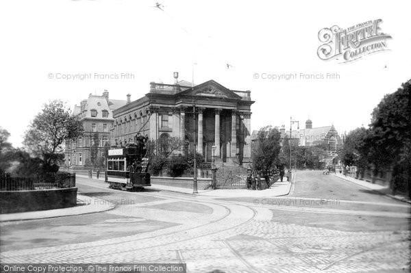 Photo of West Hartlepool, Wesleyan Church 1901