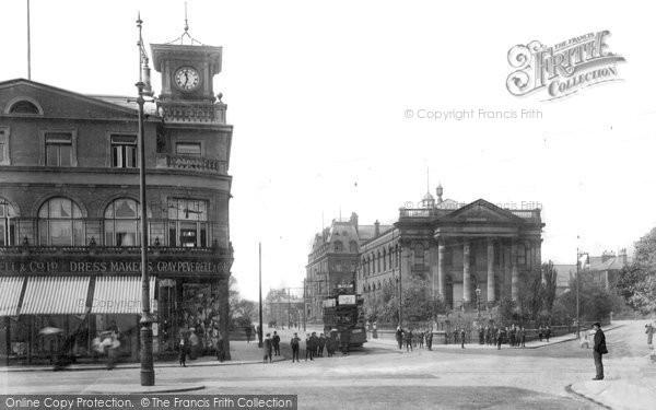Photo of West Hartlepool, Wesleyan Church 1903, ref. 49987