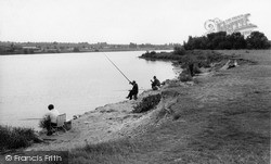 West Hendon, The Reservoirs c.1965