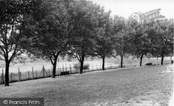 West Hendon, York Park c.1965