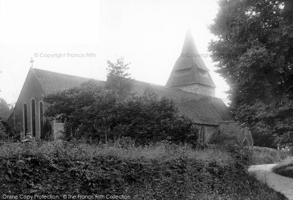 West Horsley, Church 1904