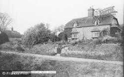 West Ilsley, Cottages c.1950