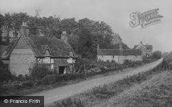 West Ilsley, Down Side c.1950