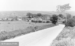 West Ilsley, General View c.1955