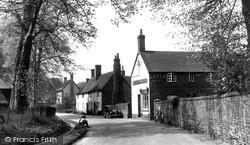 West Ilsley, High Street c.1955