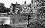 West Ilsley, Hodcott House c1955