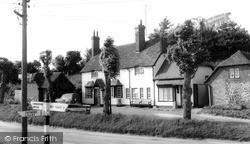 West Ilsley, The Harrow c.1960
