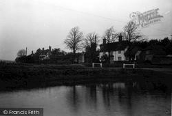 West Ilsley, The Harrow Inn c.1955
