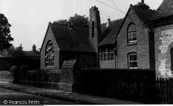 West Ilsley, The School c.1955