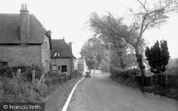 West Ilsley, The Village c.1955