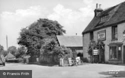 Post Office Stores c.1955, West Kingsdown