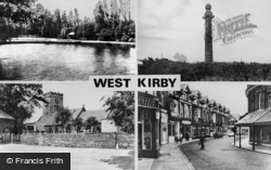West Kirby, Composite c.1955