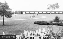 West Kirby, Coronation Gardens c.1955