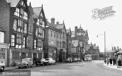 West Kirby, Grange Road 1958