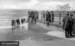 High Tide c.1939, West Kirby