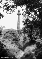 West Kirby, The Column c.1965