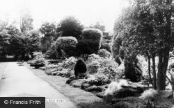 West Kirby, The Park c.1955