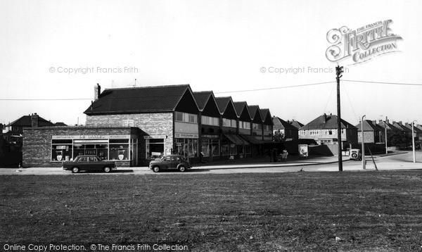 Photo of West Knighton, Aberdale Road c.1960