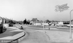 Aberdale Road c.1960, West Knighton