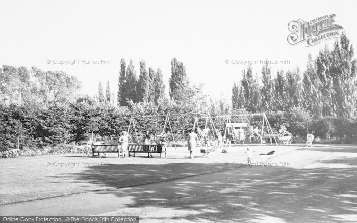 Photo of West Knighton, Recreation Ground c.1965
