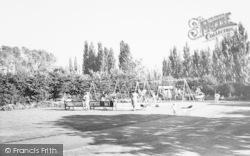 Recreation Ground c.1965, West Knighton