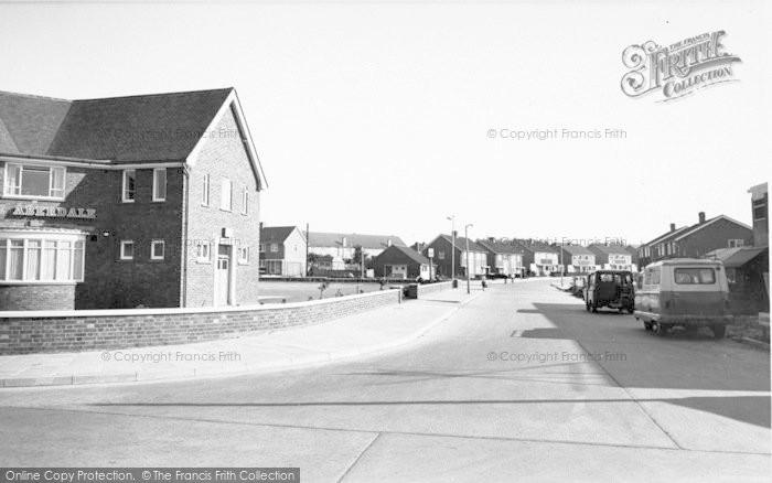 Photo of West Knighton, Shackerdale Road c.1960