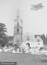 St Mary Magdalene's Church c.1965, West Knighton