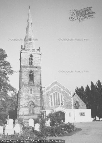Photo of West Knighton, St Mary Magdalene's Church c.1965