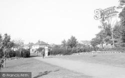The Park c.1965, West Knighton