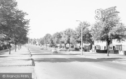Welford Road c.1965, West Knighton