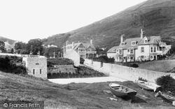 Bishops Cottage 1904, West Lulworth