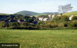 c.1995, West Lulworth