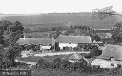 Castle Inn 1904, West Lulworth